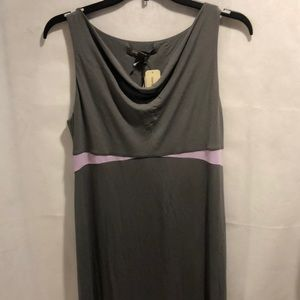 Tommy Bahama Tambour color spliced maxidress XS 2